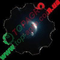 Диск ромашка Ø=460 мм, h=4 мм, 4 отвори Amazone (Bellota), XL034 (O4-1966-18M)
