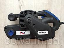 ✔️ Шлифмашина FERM FBS-950N | 950W | машина ленточная, фото 2