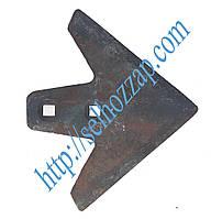 Лапа 220 КПС стрельчатая (наплавленная)