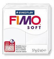 Пластика Soft, Белая, 57г, Fimo, 8020-0