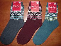 "Махровые женские носки ""Добра Пара"". Р. 23-25 (36-39). Орнамент., фото 1"
