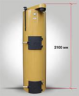 Твердопаливний котел Stropuva S40U універсал (40кВт. 180-400м.кв.) з вентилятором