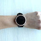 Смарт-годинник Garmin Forerunner 645 Music Black with Rose Gold Hardware Золоті з Чорним Ремінцем, фото 8