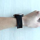 Смарт-годинник Garmin Forerunner 645 Music Black with Rose Gold Hardware Золоті з Чорним Ремінцем, фото 9