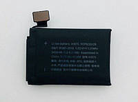 Аккумулятор для умных часов Apple Watch 3rd GPS (A1875) / 42mm / (Li-ion 3.82V 342mAh) / ORIG / б/у