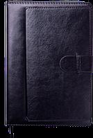 Ежедневник карманный датированный в линию Buromax 2020 Epos, 336 страниц, A6 чёрный