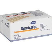 Полоски для бесшовного закрытия ран Omnistrip® 6мм x 76мм, 1х3шт