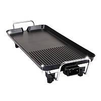 Бездымный гриль, электрический барбекю, JNS-DKP1 (S), для кухни 1002880-Black-0
