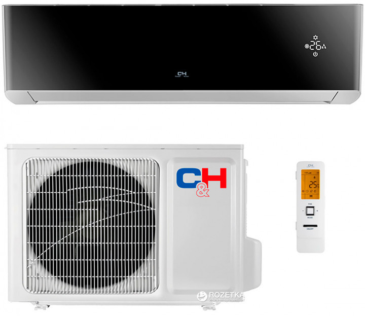Кондиционер сплит-система COOPER&HUNTER CH-S12FTXAM2S-BL (Wi-Fi)