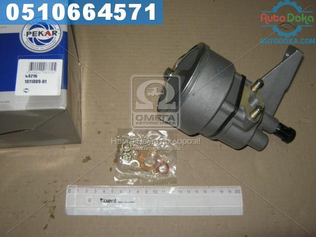 Насос масляный ГАЗЕЛЬ двигатель 4215, УАЗ ( с маслоприемником ) (производство  ПЕКАР)  4216.1011009-01