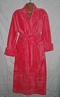 Пушистый женский халат мягкий , фото 1