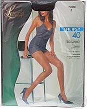 Колготи 40 den Levante Energy fumo-2, 160-165 шоколадний