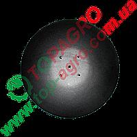 Диск плоский Ø=460 мм, h=4 мм, 4 отвори Amazone (Bellota), XL041 (HK 4-1966-18)