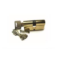 Цилиндр для замка дверного Class Kedr ZINK M60 ZN (30*30)