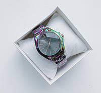 Жіночі наручні годинники круглої форми (кварцовий механізм), MICHAEL KORS репліка, матеріал сталь
