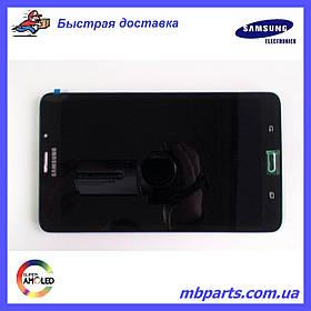 Дисплей з сенсором Samsung T280/T285 Galaxy Tab A 7.0 Black, GH97-18756A оригінал!