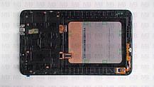 Дисплей с сенсором Samsung T280/T285 Galaxy Tab A 7.0 Black, GH97-18756A оригинал!, фото 3