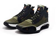 Мужские Баскетбольные кроссовки Air Jordan 34(Green), фото 1