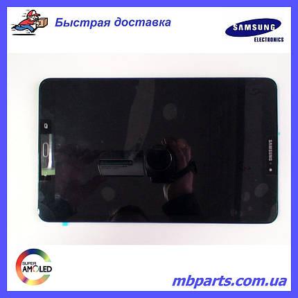Дисплей з сенсором Samsung T580/T585 Galaxy Tab A 10.1 Black, GH97-19022A оригінал!, фото 2