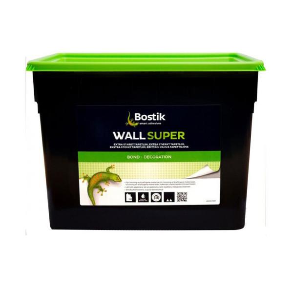 Клей для тканей и обоев Bostik Wall Super 76, 5л