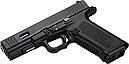 Пистолет пневматический SAS Glock G17 Blowback (4,5мм), фото 5