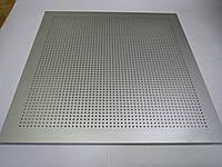 Потолочные плиты металлические Strim-CEILING с перфорацией, фото 1