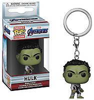 Фигурка брелок Funko Pop Фанко Поп Avengers Endgame Hulk Мстители Фина SKL38-223061