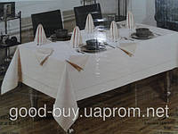 "Скатерть  TABE  Exclusise tablecloth  ""Swan""  pr-s14*"