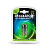 Аккумуляторы (Ni-Zn) AAA MastAK High Voltage 550mAh (900mWh) (2шт.)
