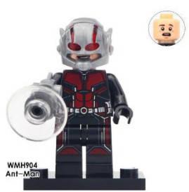 Человек муравей Мстители Супергерой Марвел Аналог лего