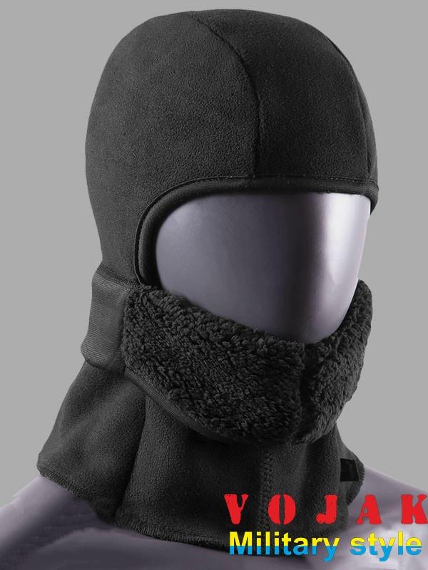 Балаклава зимняя Wellsoft (Black)