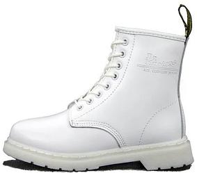 "Зимние ботинки Dr. Martens 1460 (Premium-class) ""White"""