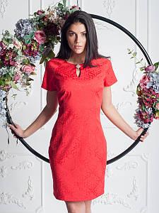 Нарядное женское платье с брошкой. #I/Z 1098346652