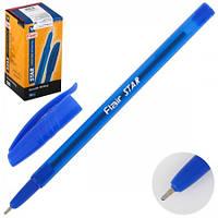 Ручка шариковая Star 1188 Flair (50 шт.) СИНЯЯ