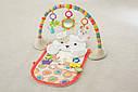 Детский развивающий коврик 3-в-1 Маленькая собачка My Little Snugapuppy Fisher Price , фото 4