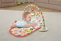Детский развивающий коврик 3-в-1 Маленькая собачка My Little Snugapuppy Fisher Price , фото 6
