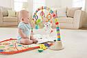 Детский развивающий коврик 3-в-1 Маленькая собачка My Little Snugapuppy Fisher Price , фото 7