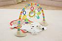 Детский развивающий коврик 3-в-1 Маленькая собачка My Little Snugapuppy Fisher Price , фото 8