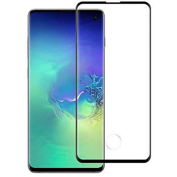 Полимерная пленка Polymer Nano (full glue) (тех. пак) для Samsung Galaxy S10