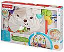 Детский развивающий коврик 3-в-1 Маленькая собачка My Little Snugapuppy Fisher Price , фото 9