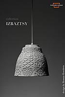 """Светильник подвесной керамический """"IZRAZTSY"""""""