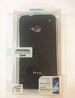 Силиконовый чехол для телефона Celebrity TPU cover case for HTC J Butterfly Z321E, black