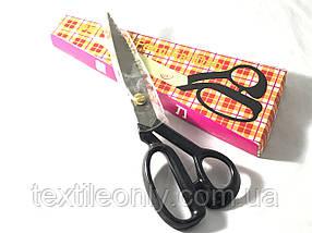 Ножницы швейные 10 черные