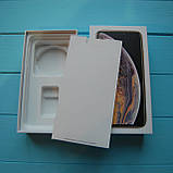Коробка Apple iPhone XS Max Gold, фото 4