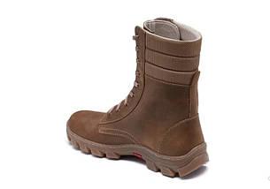 Мужские зимние кожаные ботинки в стиле Arctic Winter Arena, фото 3