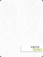 Ткань для рулонных штор Квіти 5174/1