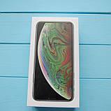 Коробка Apple iPhone XS Max Space Gray, фото 3