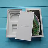Коробка Apple iPhone XS Max Space Gray, фото 2
