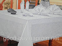 Скатерть AZD Lux Havin   бамбук-полиэстер  160х220+8   pr-s43