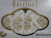 Скатерть AZD Elfida Home store 160х220+8   pr-s56